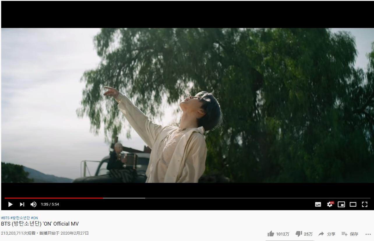 2020年YouTube上观看最多次数的韩国MV TOP10,她们打败了BTS拿下第一插图5