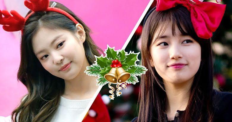 韩国票选《希望和哪位明星一起过圣诞节?》,这些韩星上榜了!插图