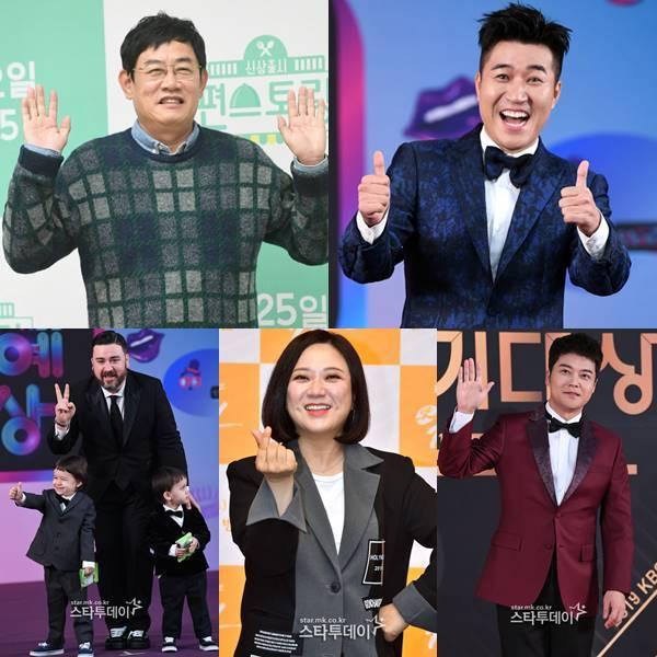 2020年KBS演艺大赏,《两天一夜4》拿下5大奖,金宣虎勇夺综艺新人奖插图