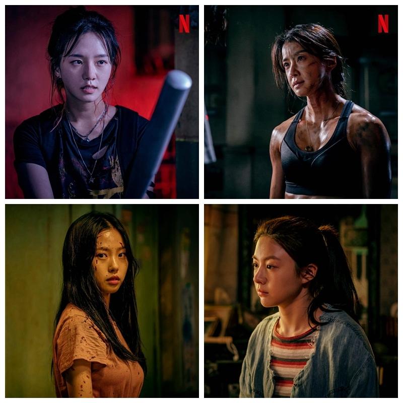 韩剧《甜蜜家园》女版F4!这4位女演员引热议,不仅有颜值还有演技!插图