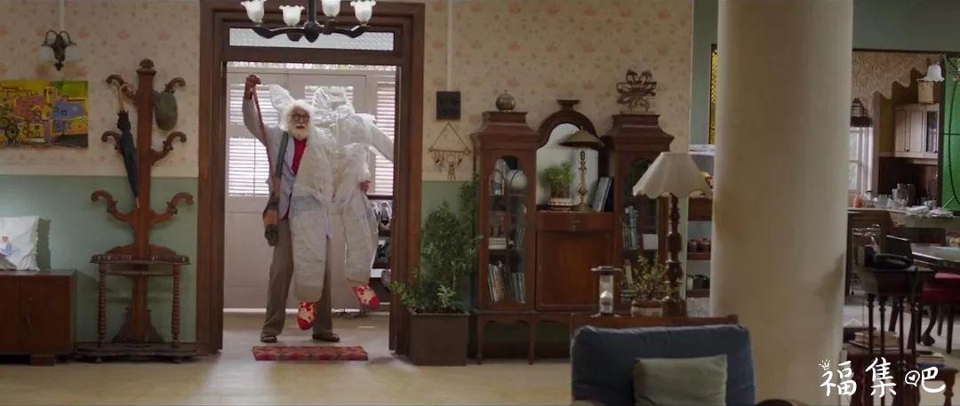 力荐《老爸102岁》心碎又搞笑的电影,让观众留下眼泪!