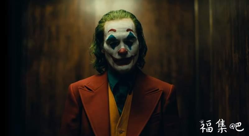新版《小丑》黑暗DC风预告曝光