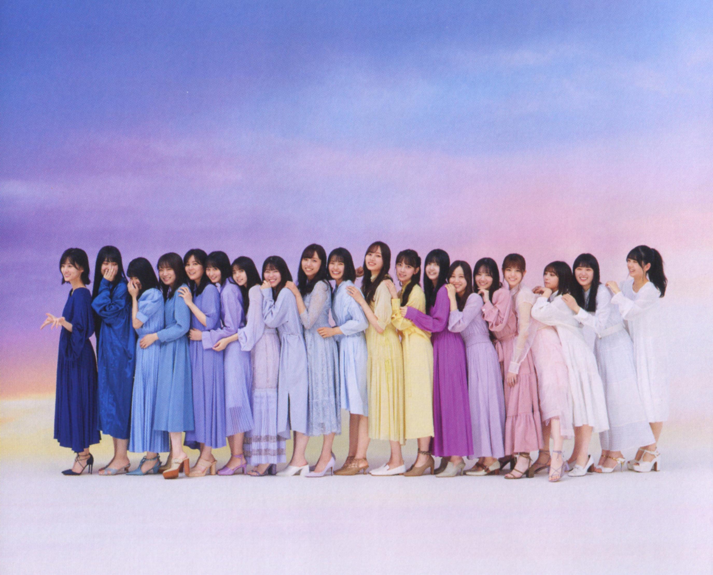 坂道系大合集第26弹女星妹子山下美月、早川圣来插图