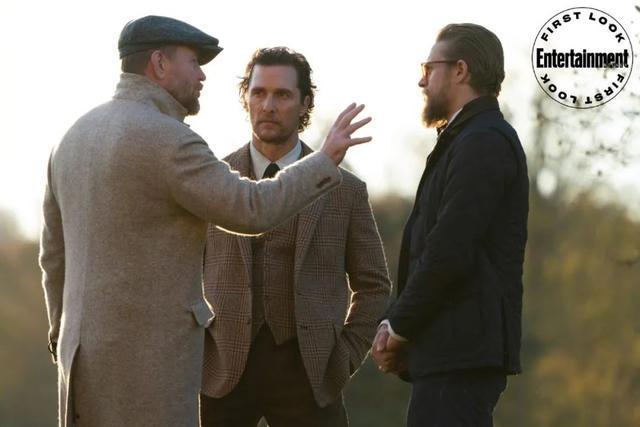搞笑电影《绅士们》获得豆瓣高分,盖里奇再回巅峰