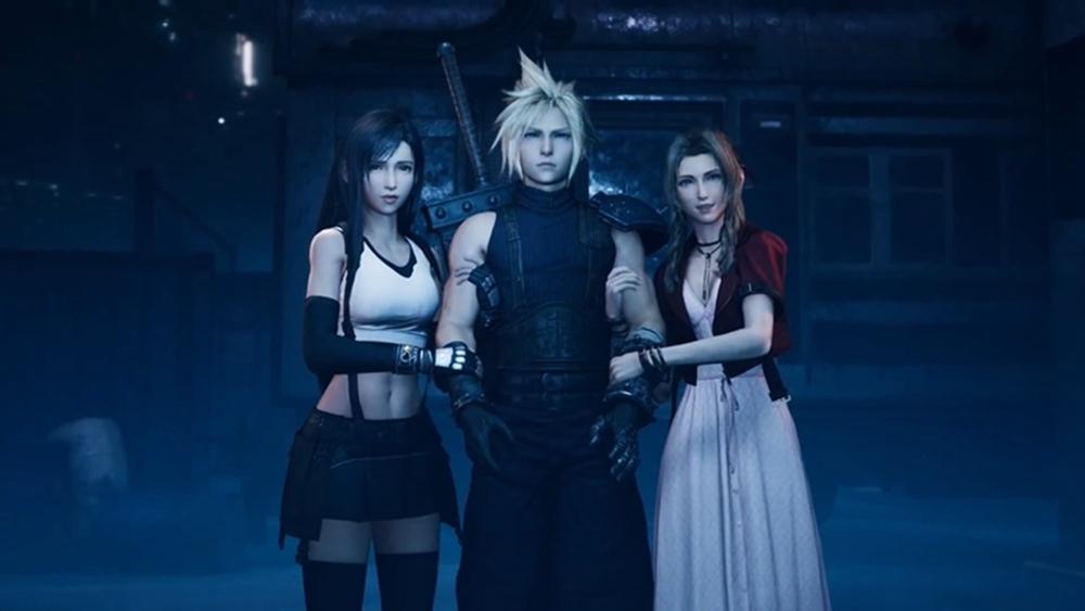 《最终幻想7:重制版》献给初次体验游戏的玩家和忠实的粉丝们