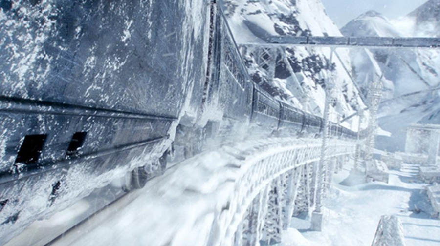 《雪国列车》好看吗,也许这是人类末日的一种可能