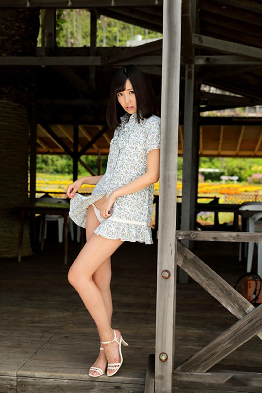 日本大眼萌妹稻森美优写真