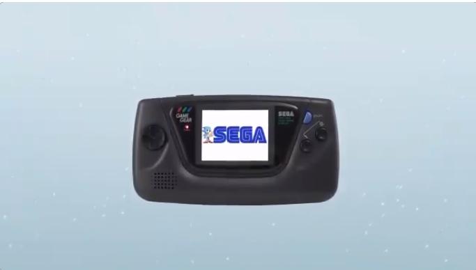Sega宣布推出掌上型ameGear微型游戏机