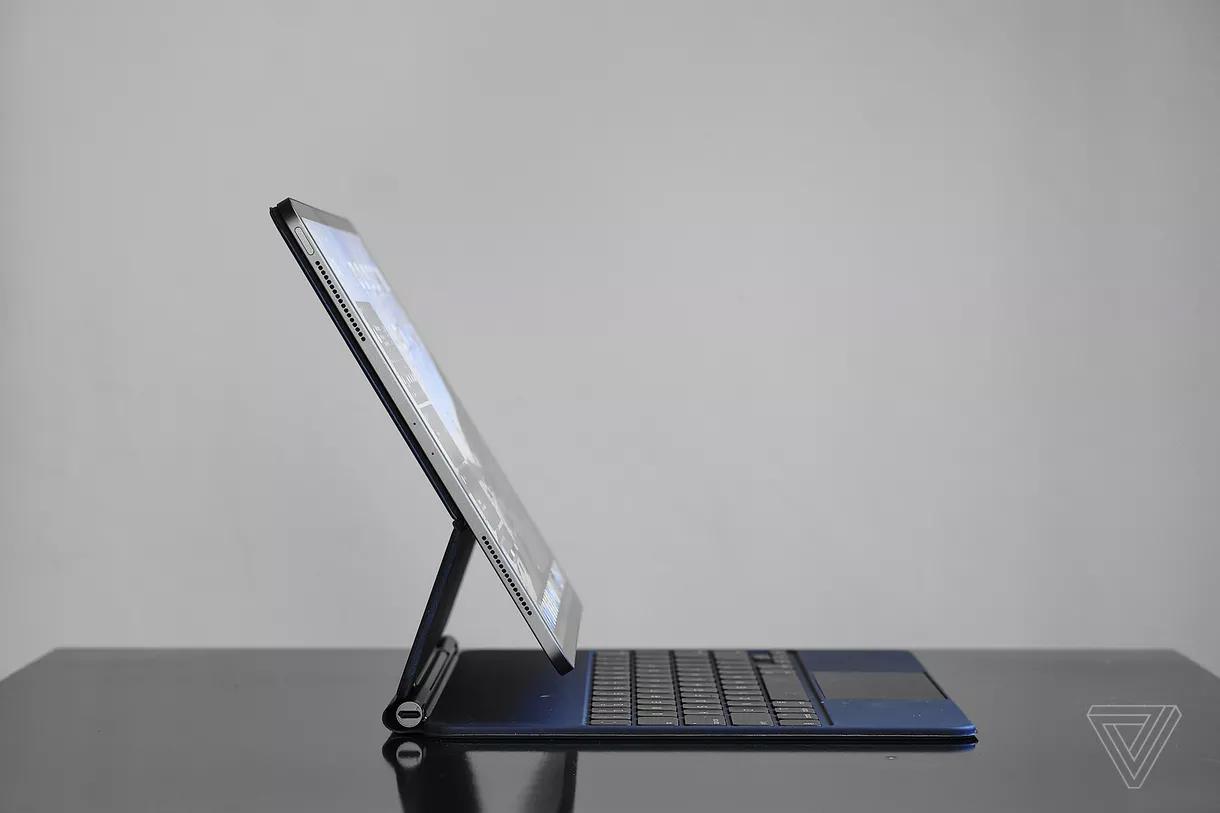 苹果正在测试改变iPad键盘亮度的更好方法