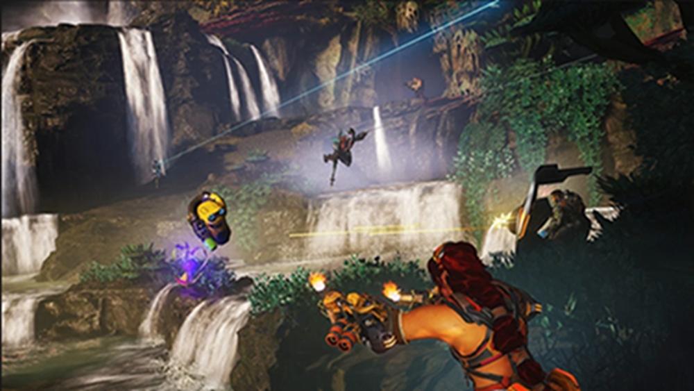 亚马逊免费游戏《熔炉Crucible》在发布三周后就删除了两种游戏模式