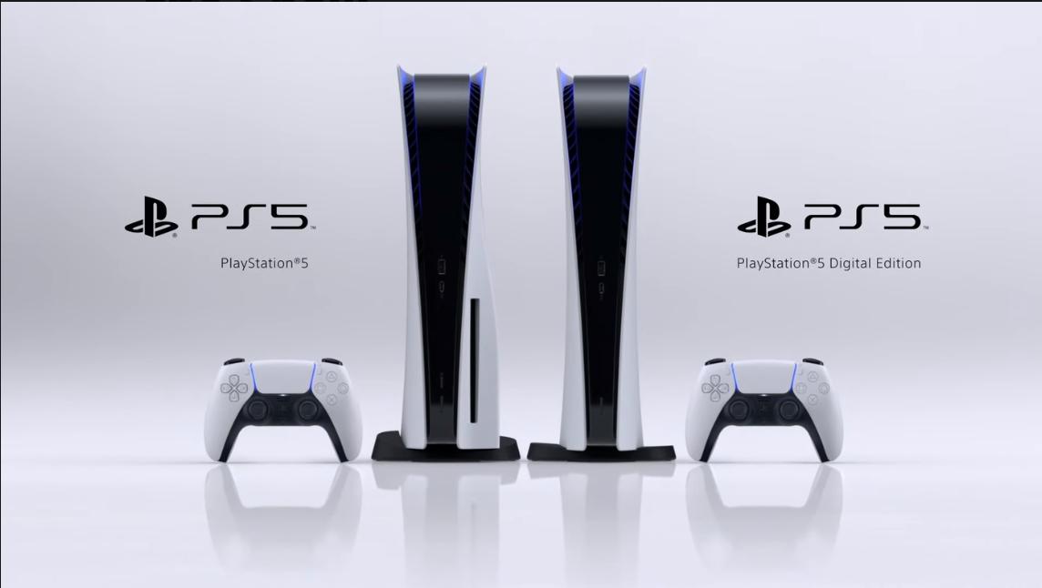 PS5发布,在发布会上展示所有PS5的有关信息