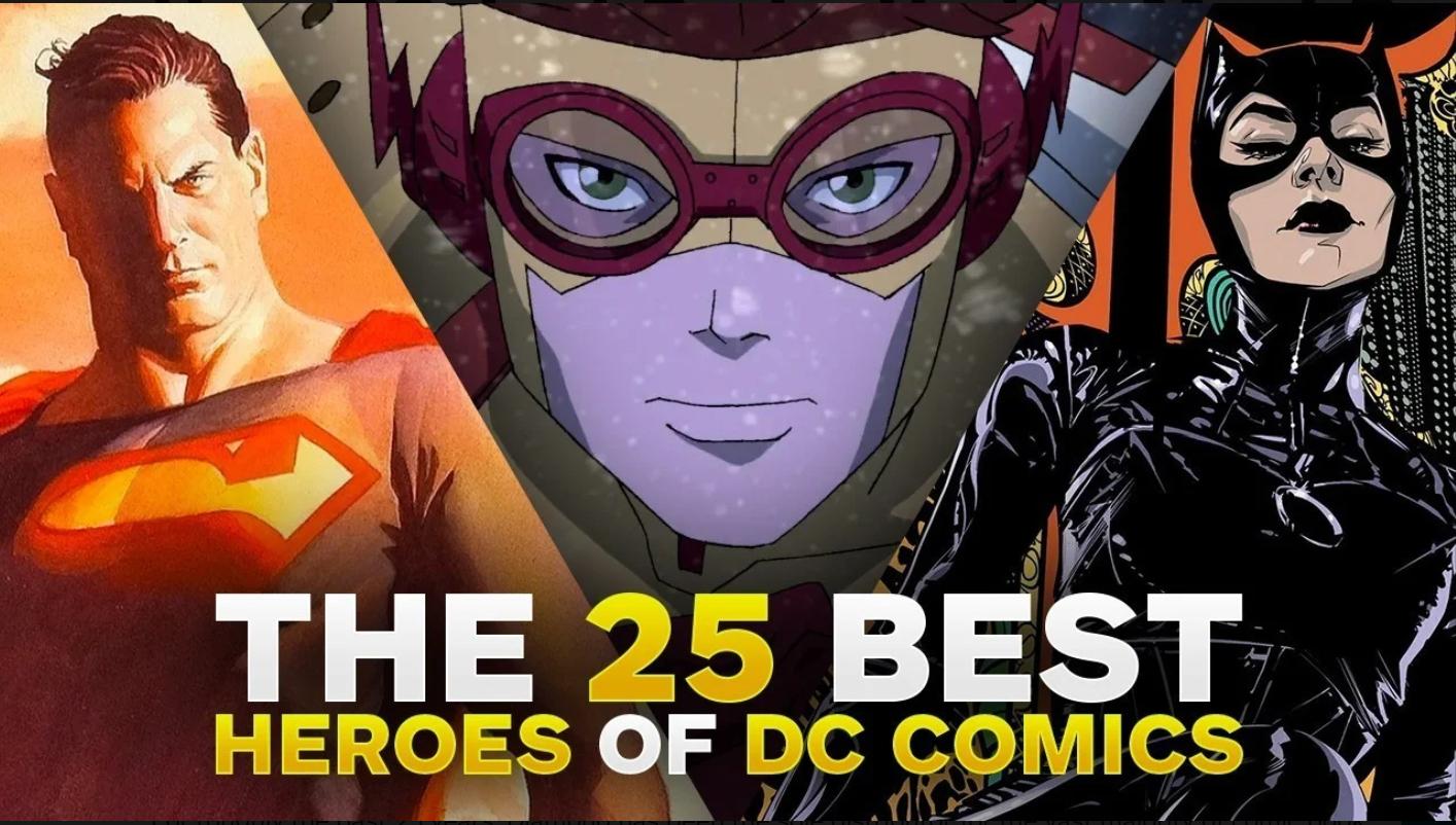 DC如何打破漫画中最强大的垄断