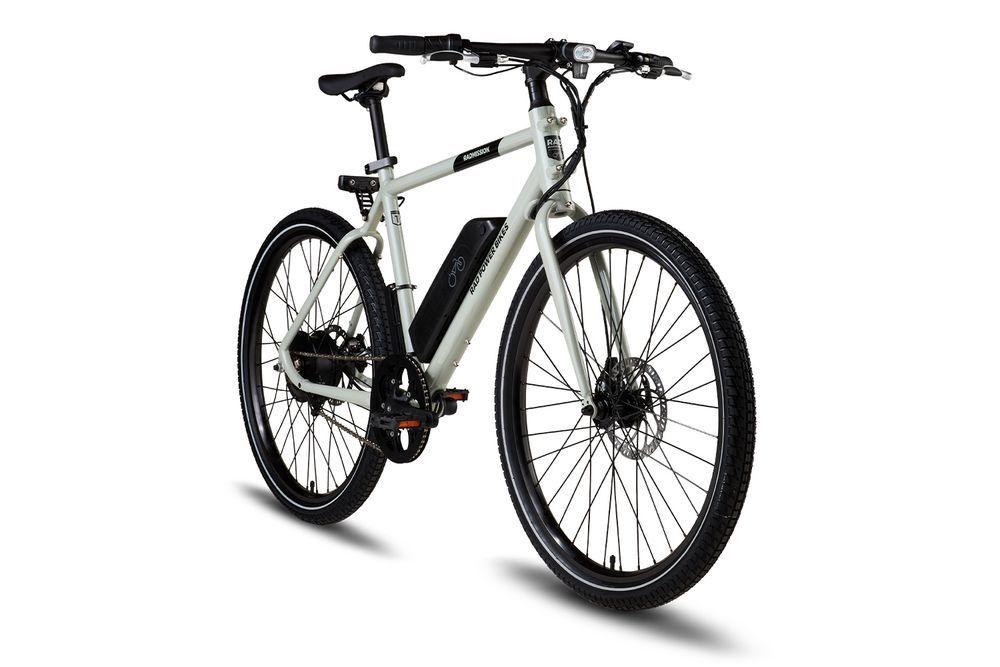 Rad Power Bikes的最新型号RadMission是迄今为止最薄,最便宜的电动自行车