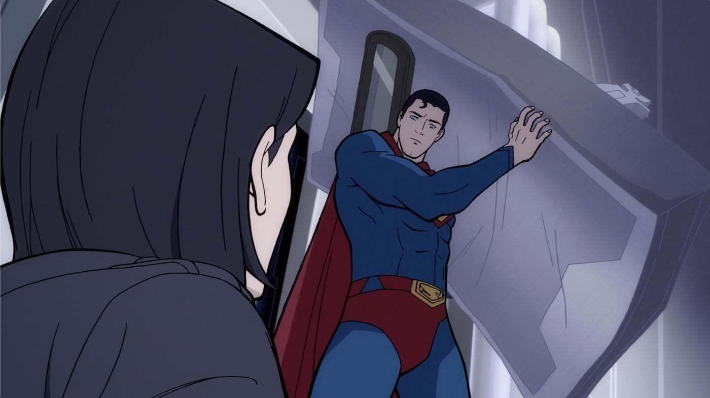 《超人:明日之子》-独家官方预告片首次亮相