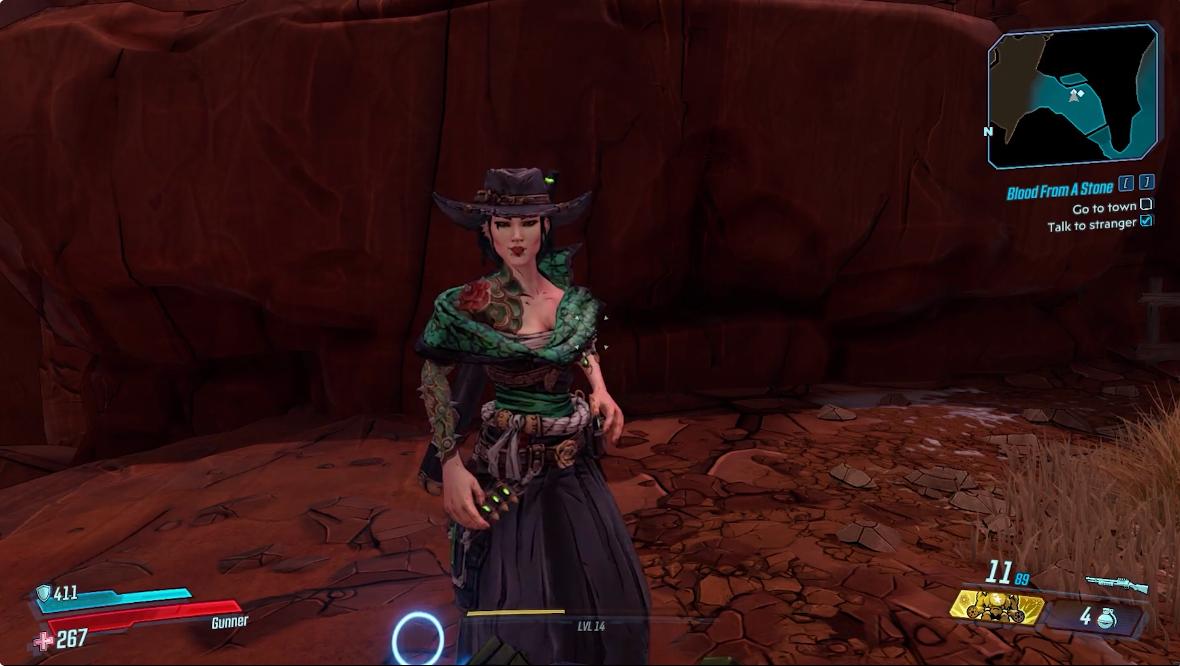 《无主之地3》最新 DLC血腥赏金