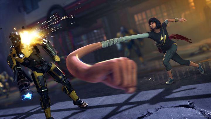 漫威的复仇者联盟游戏角色分析:6位英雄,大量的可能性