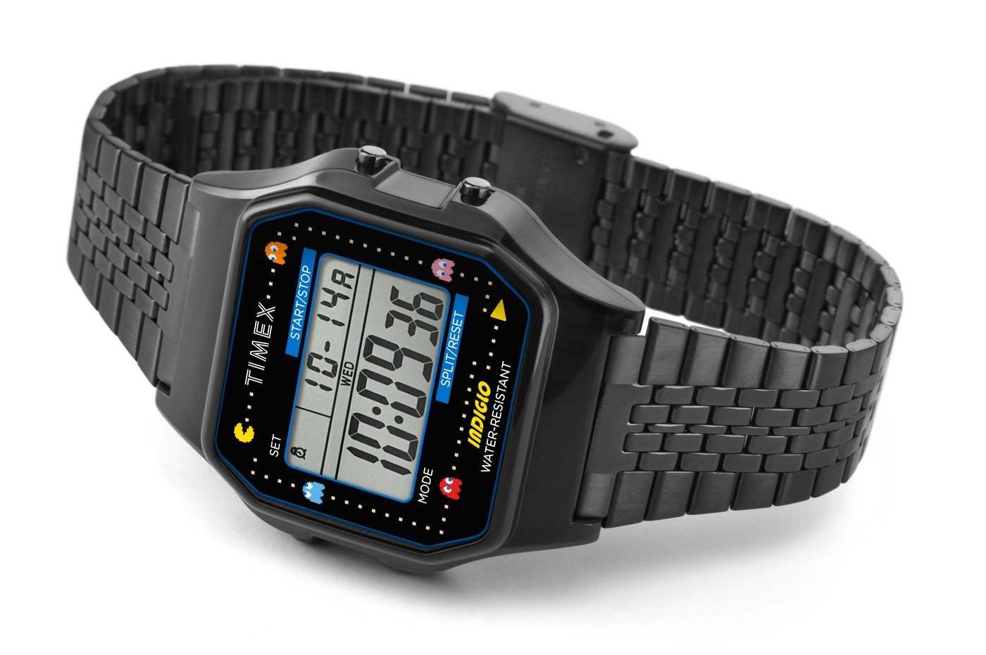 天美时Timex推出限量版T80 x PAC-MAN手表系列