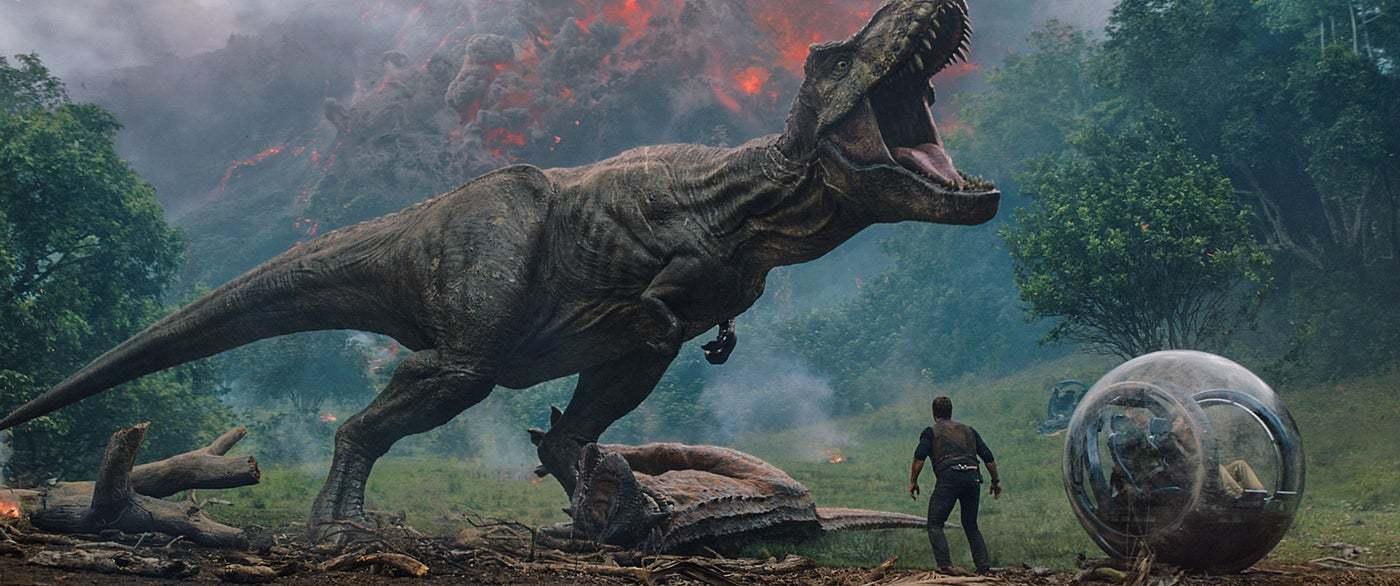 侏罗纪世界:统治,山姆·尼尔,杰夫·戈德布鲁姆和劳拉·登恩出演