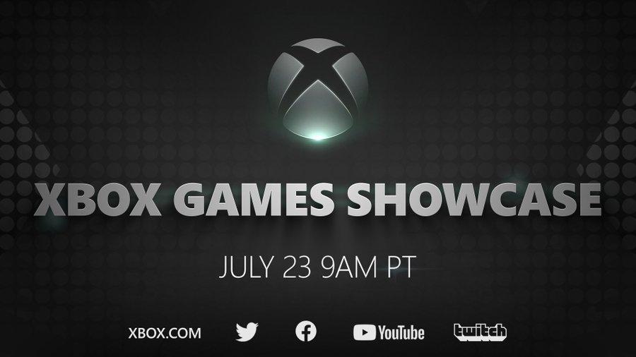 Xbox Series X第一方游戏展示将于7月23日举行