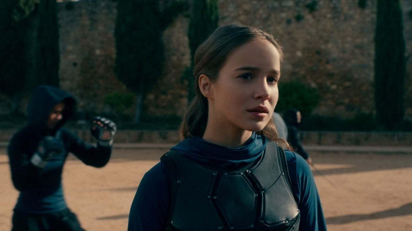 来自Netflix对《修女战士》第一季评论