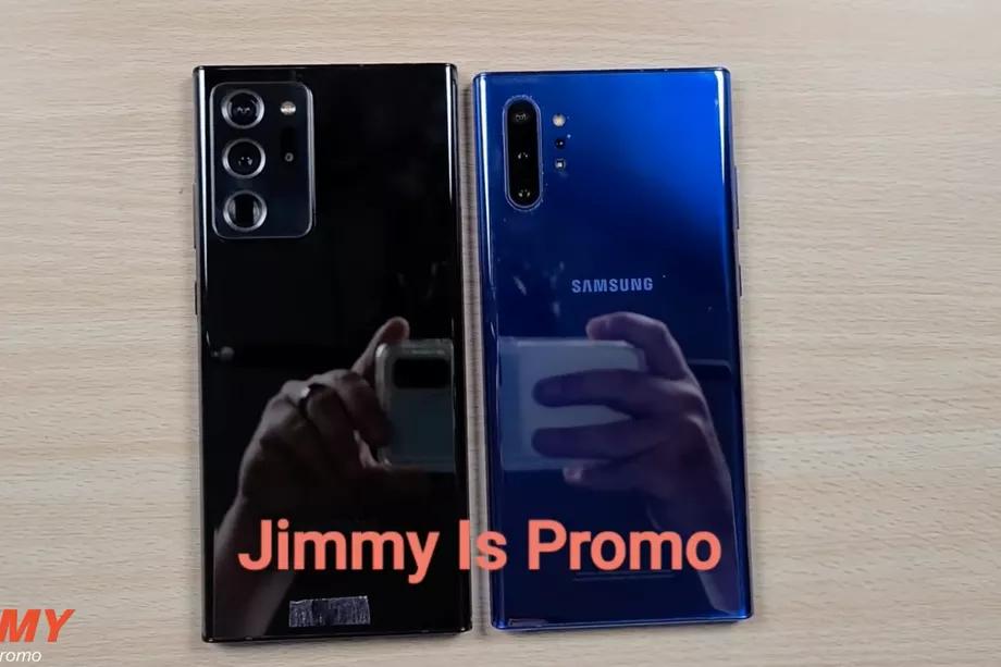 三星Galaxy Note 20 Ultra最新曝光信息