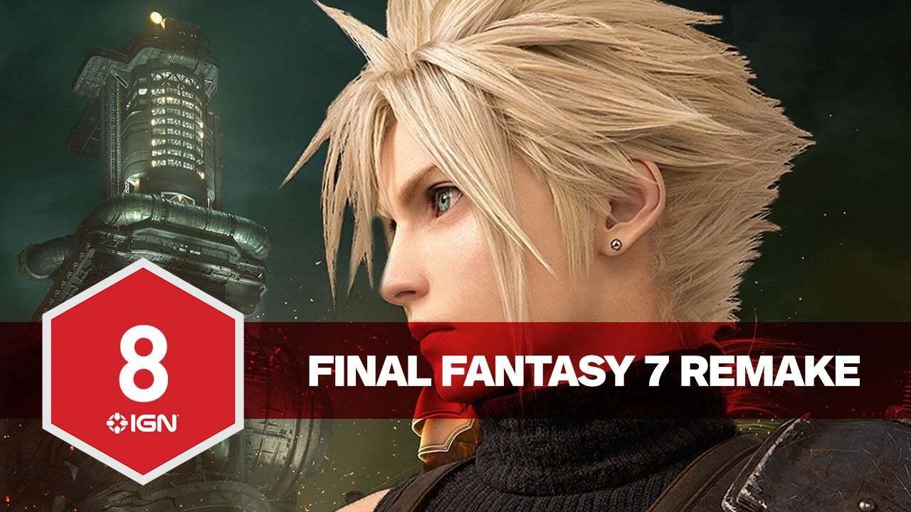 《最终幻想7》重制版的开发人员如何重新引入经典游戏