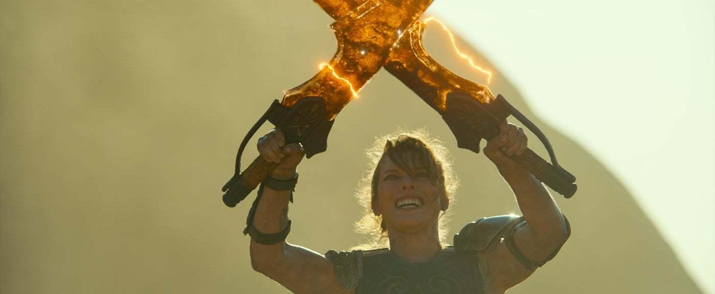 《怪物猎人》电影延迟至明年上映