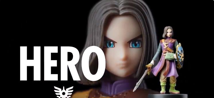 任天堂宣布《女神异闻录5》的小丑和《勇者斗恶龙11》的HeroSuperSmashBros限定手办将于2020年10月发布