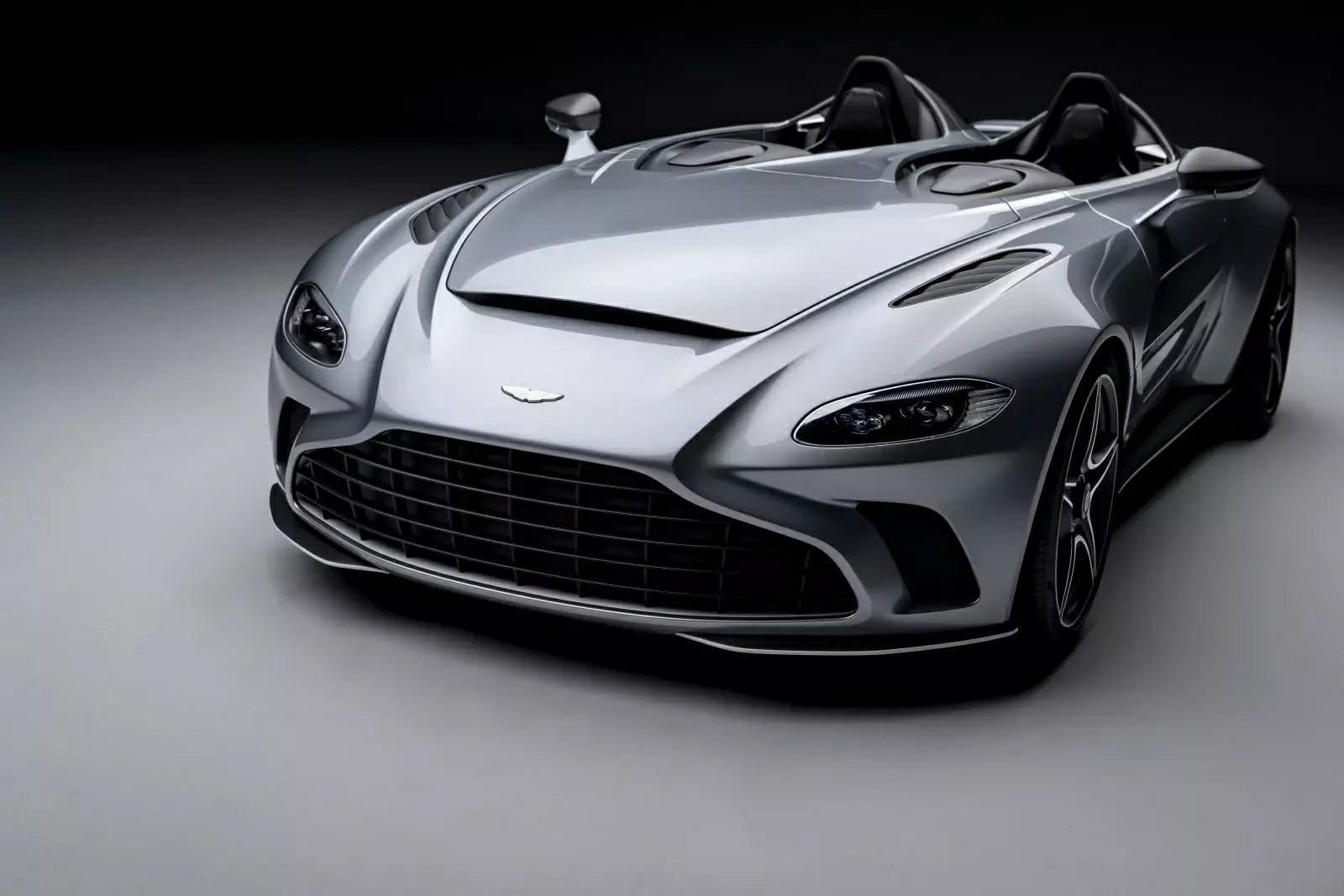 2021款阿斯顿·马丁V12Speedster