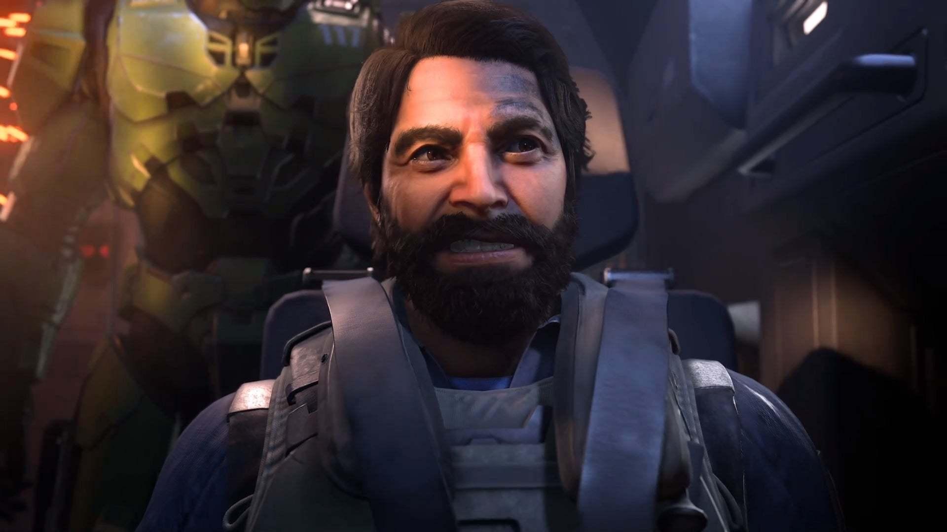 《光环:无限》剧情战斗将支持2玩家本地分屏,4玩家在线
