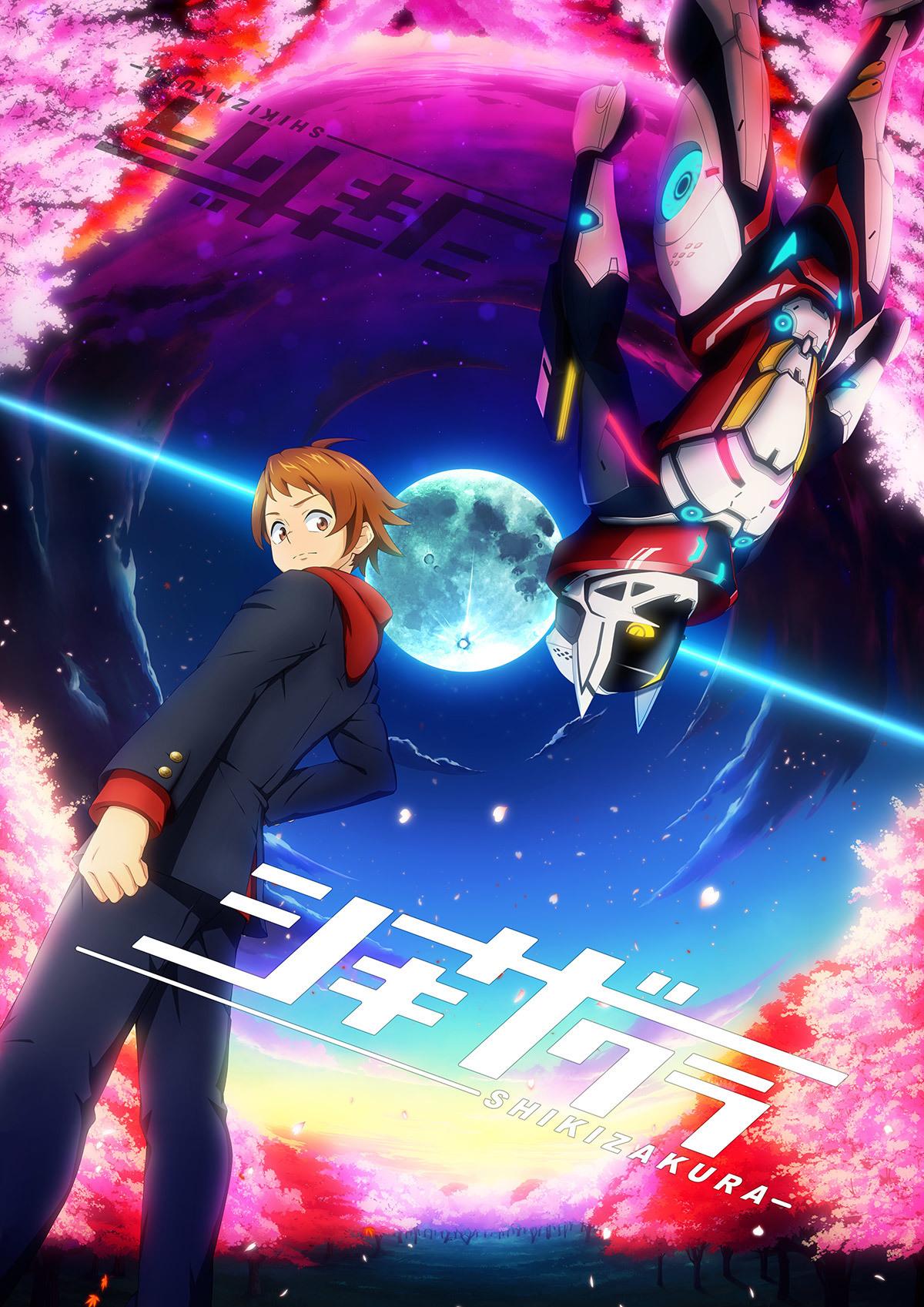 TV原创动画《四季樱》发布PV,将于2021年开播