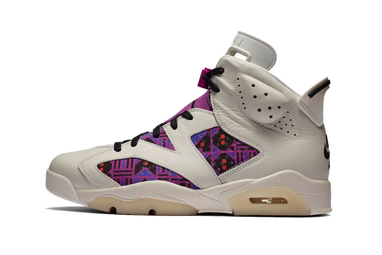 "Air Jordan 6""Quai54""第二款全新配色即将发售"