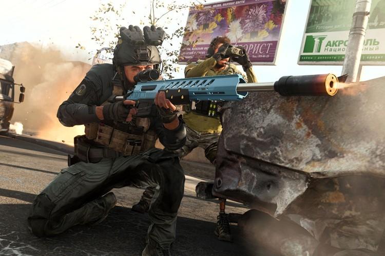 《使命召唤:现代战争》战区模式最新预告片发布,包含新DLC影子部队相关信息