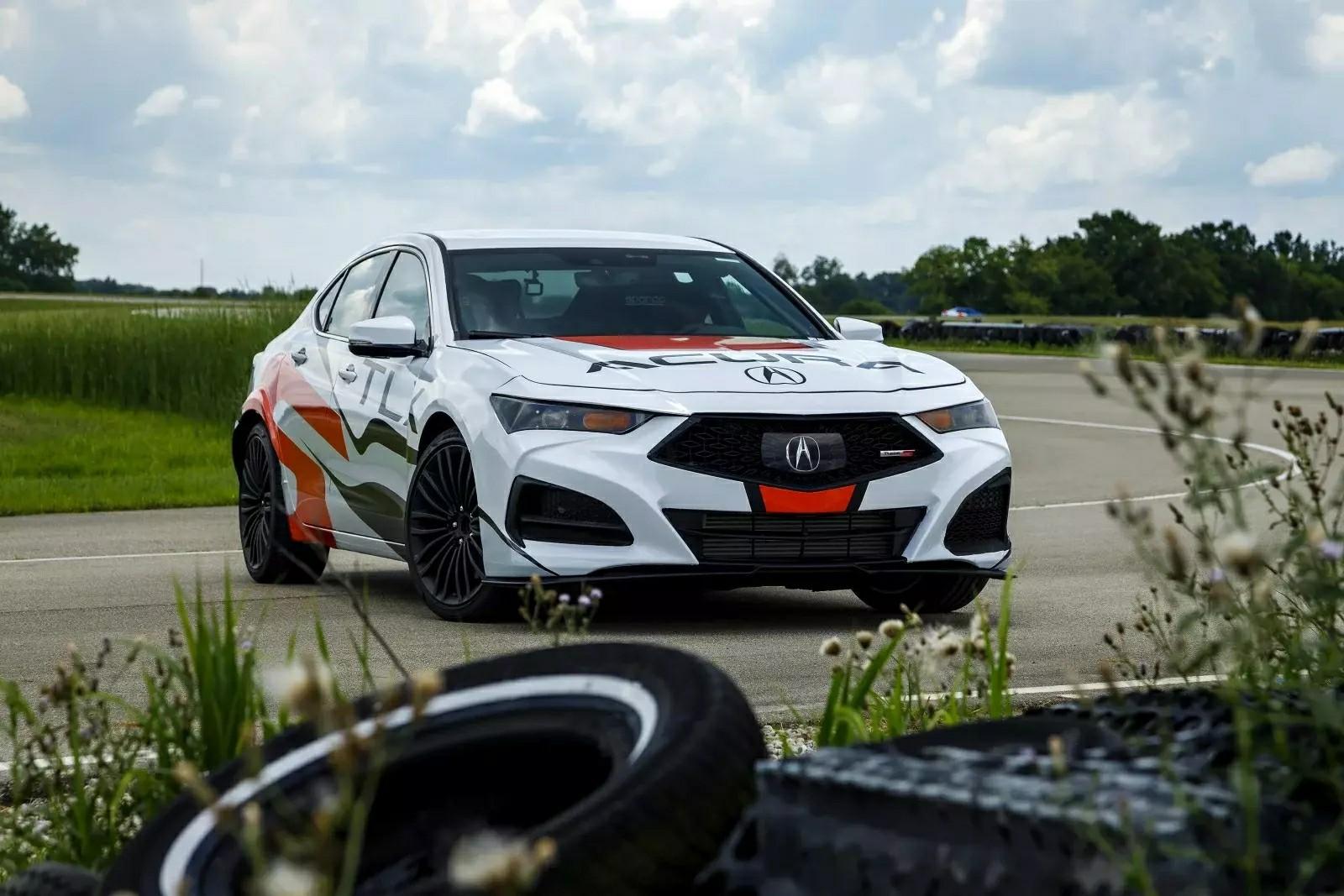 2021款讴歌TLX Type-S有可能成为紧凑型运动轿车领域的销量冠军