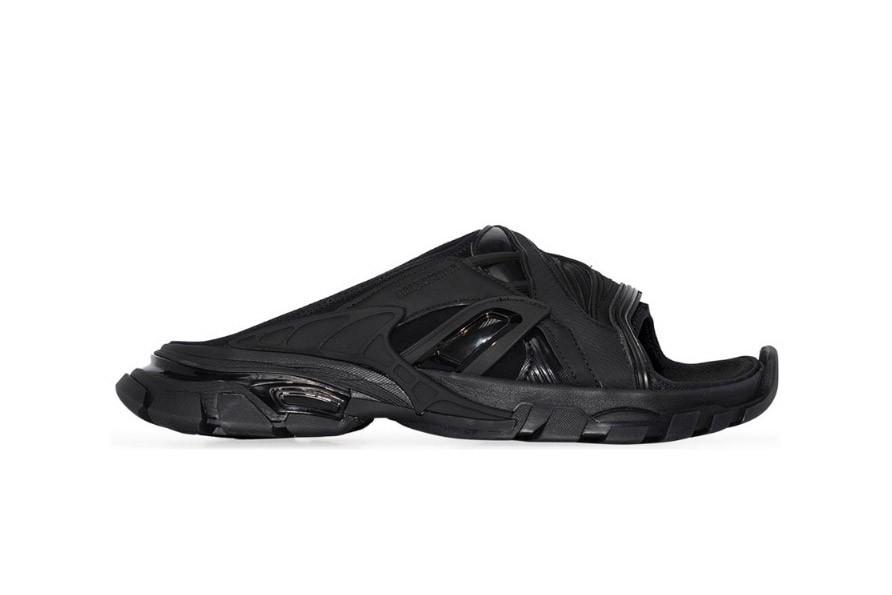 巴黎世家(Balenciaga)推出Sunky SS20 Track Sandal凉鞋