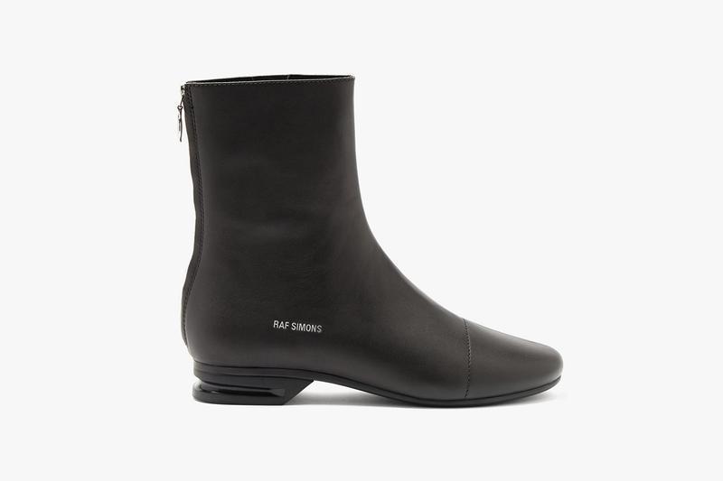 Raf Simons的Bowie-Esque(RUNNER)靴子即将发布