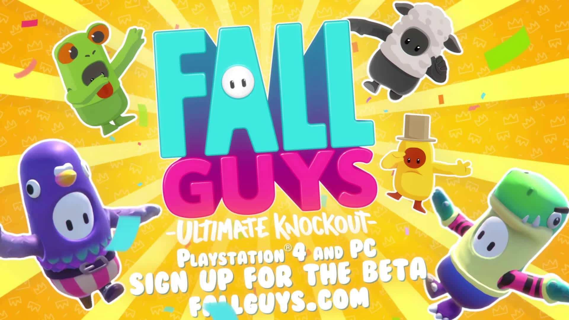 PS4版《糖豆人》没有控制器选项,以及反转Y轴