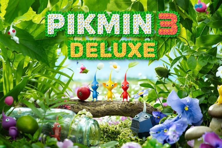 《皮克敏3:豪华版》即将登陆Nintendo Switch