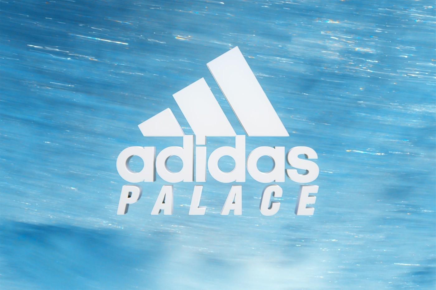 palace和adidas全新的Sunpal合作