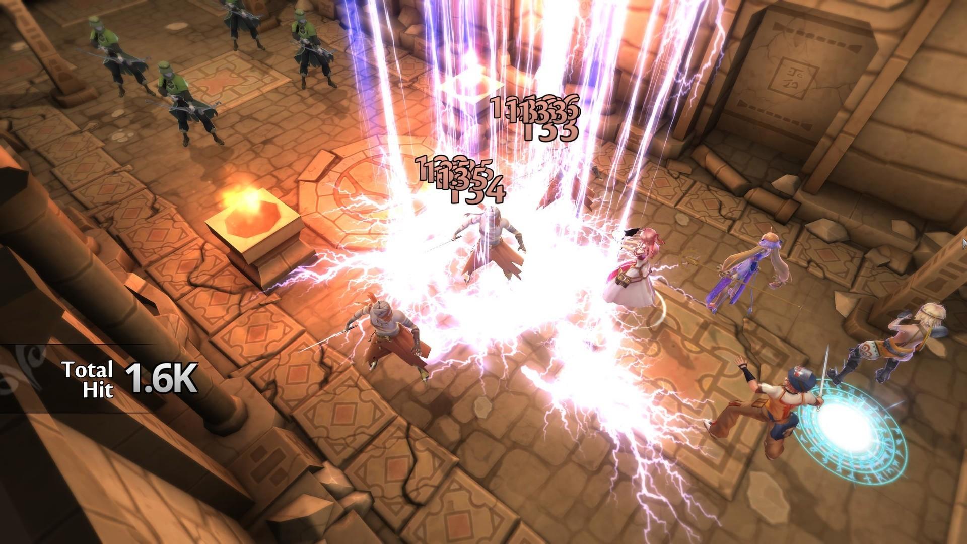 回合制游戏《艾维雅之泪》将于9月24日在Steam平台发售