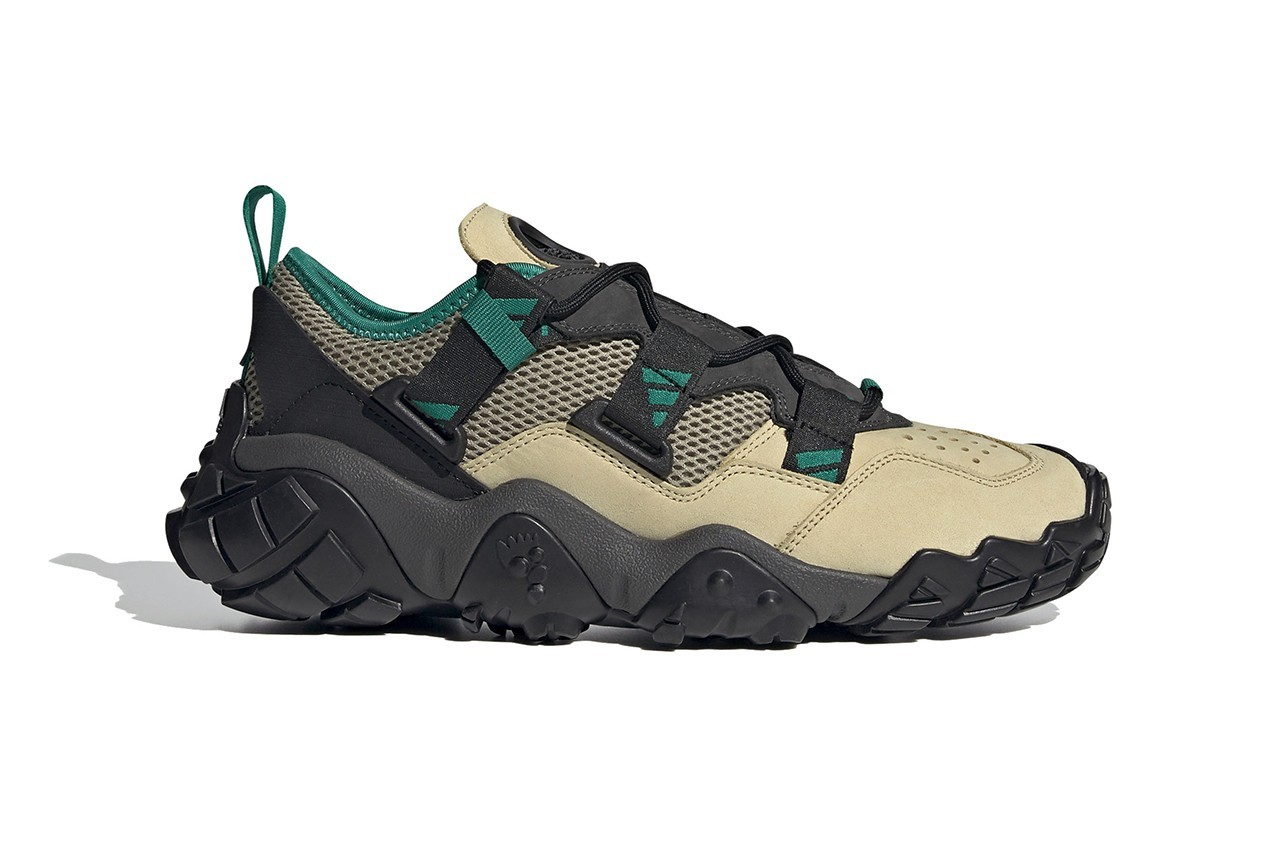 "adidas FYW XTA"" Sand / Sub Green""系列,致力于提供更好的跑鞋"