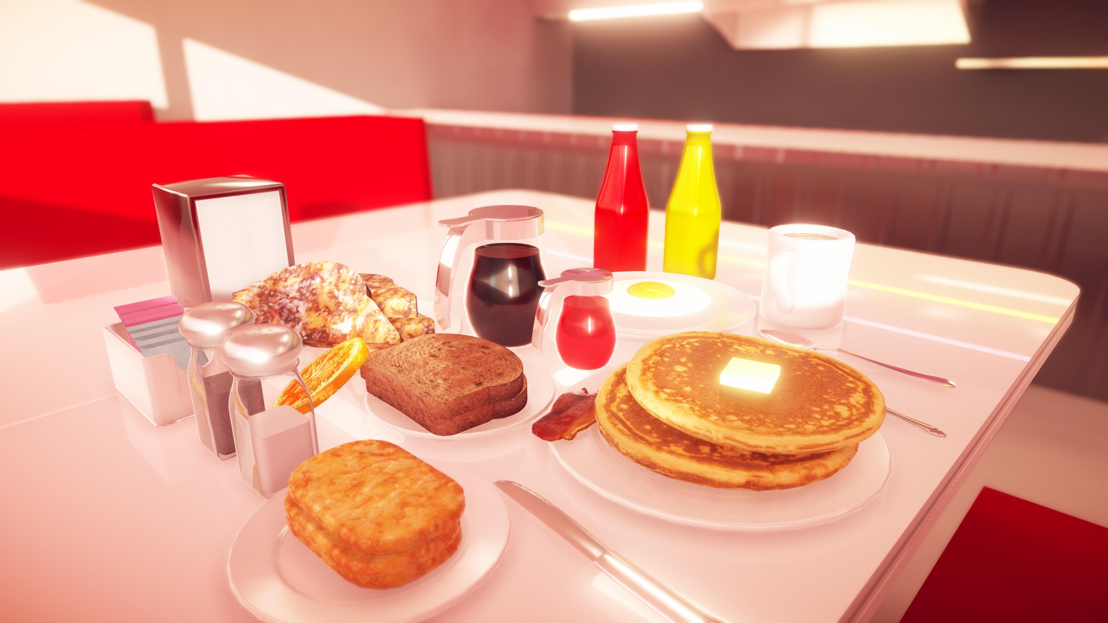 TerrifyingJellyfish公开最新游戏作品《培养:玩耍食物》