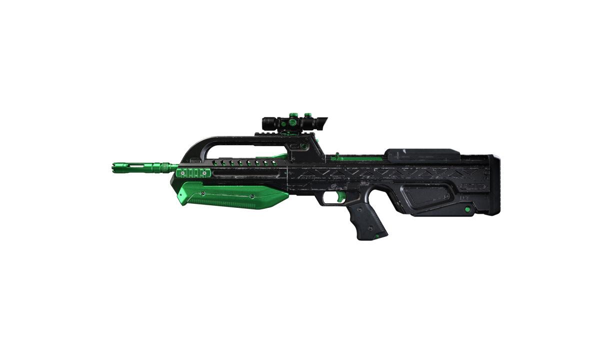 《光环:无限》与魔爪饮料联动限定武器曝光