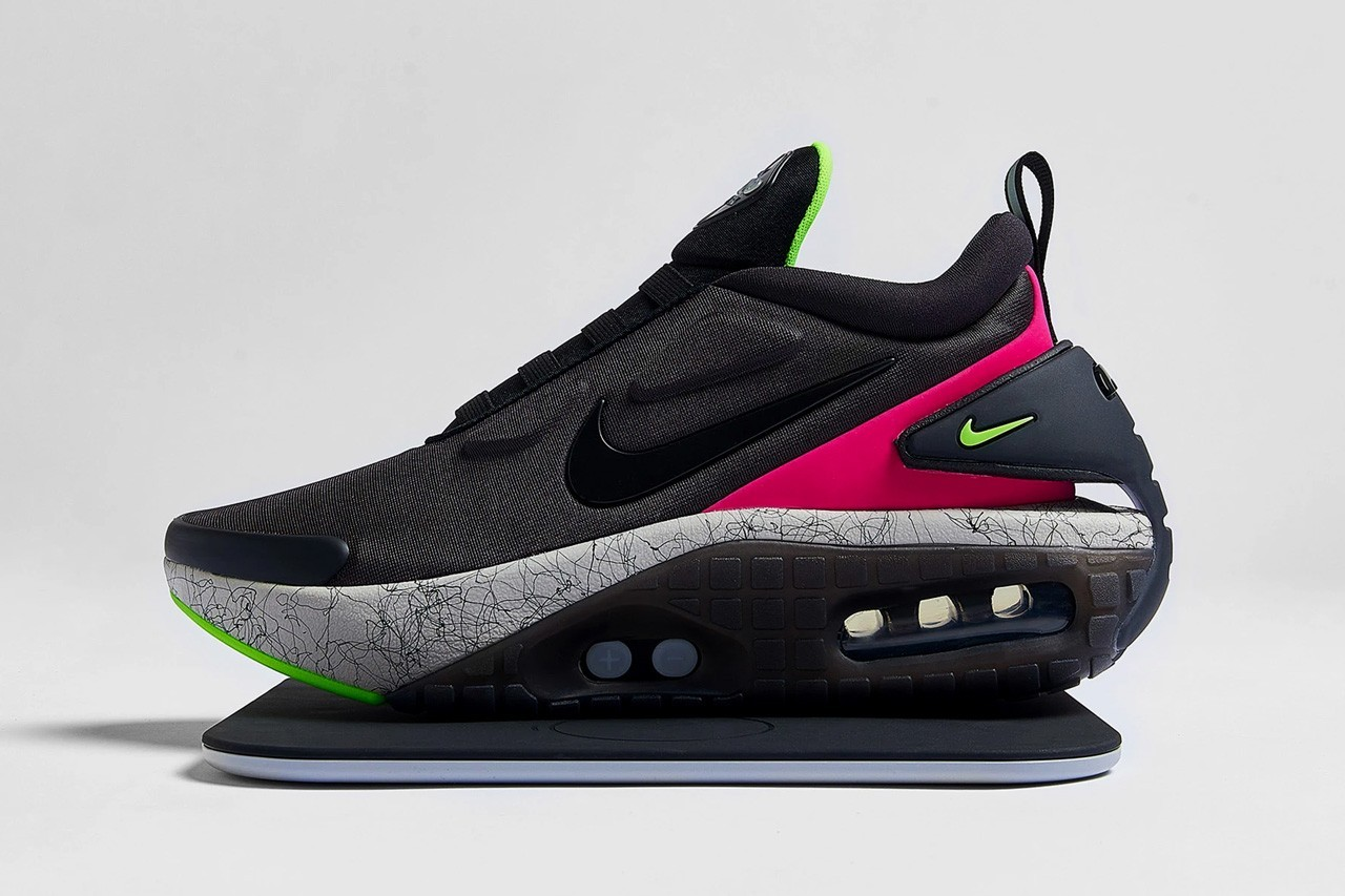 Nike Adapt Auto Max发布Life Lime配色