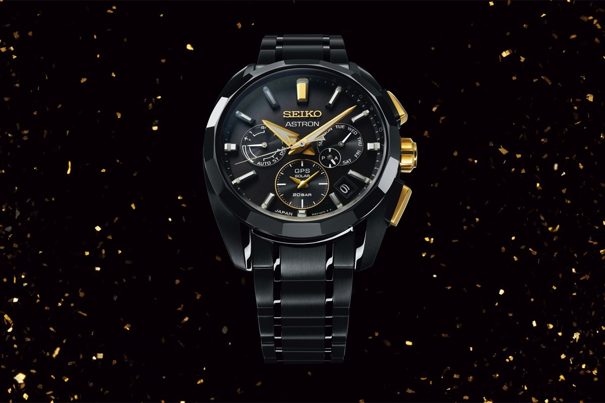 精工发布限量版Astron GPS Solar手表庆祝其创始人诞辰160周年