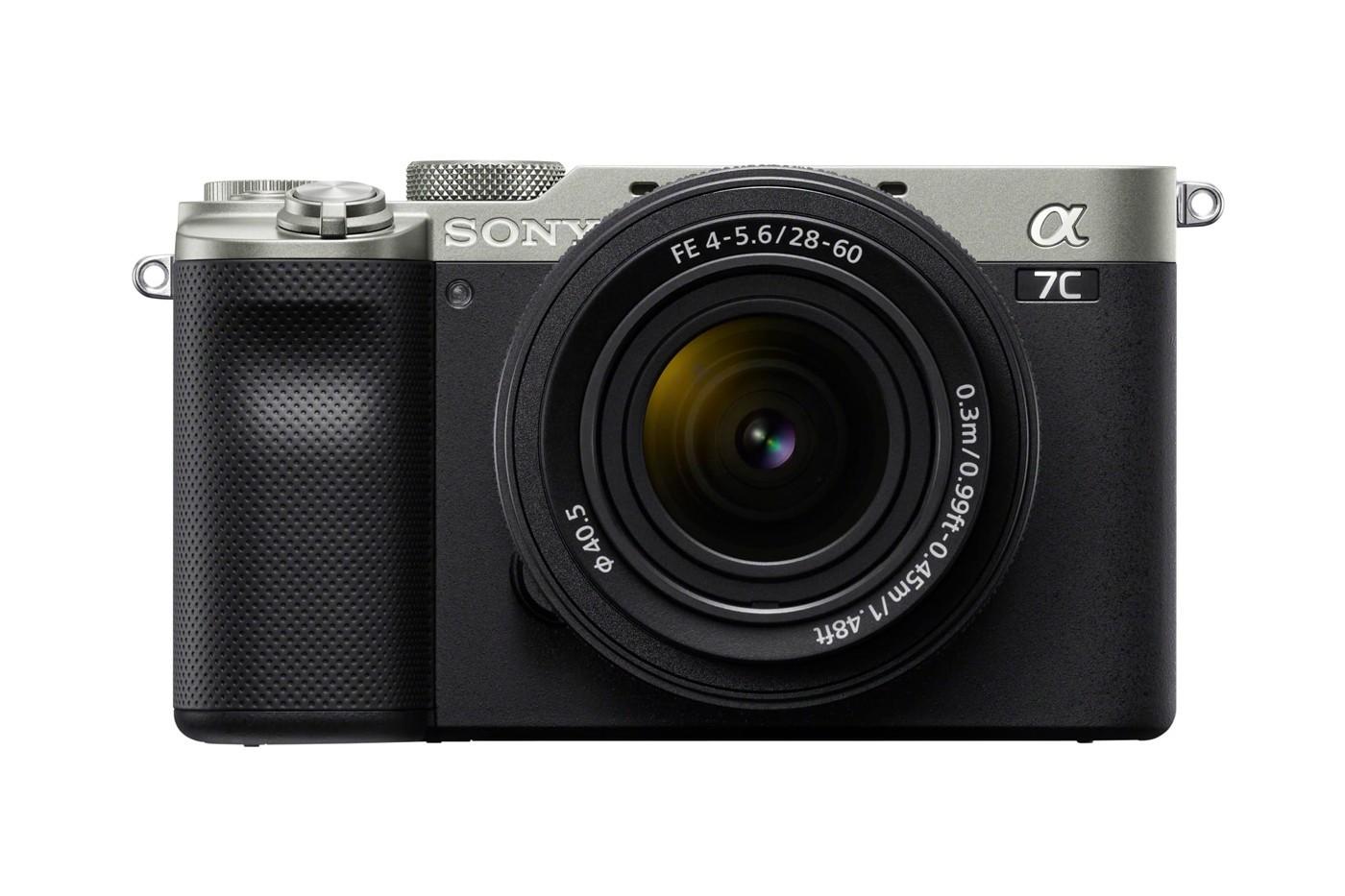 索尼创造了有史以来最小,最轻的全画幅相机Alpha 7C