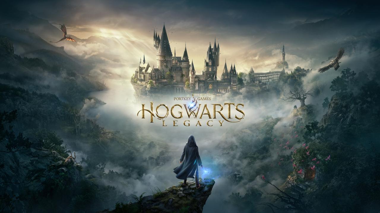 RPG游戏《霍格沃兹:遗产》将带你走进魔法世界