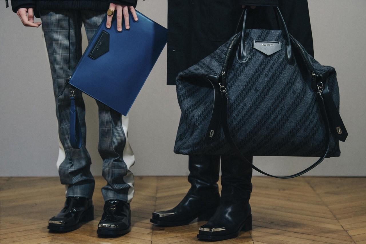 纪梵希(Givenchy)发布男士Antigona软包系列