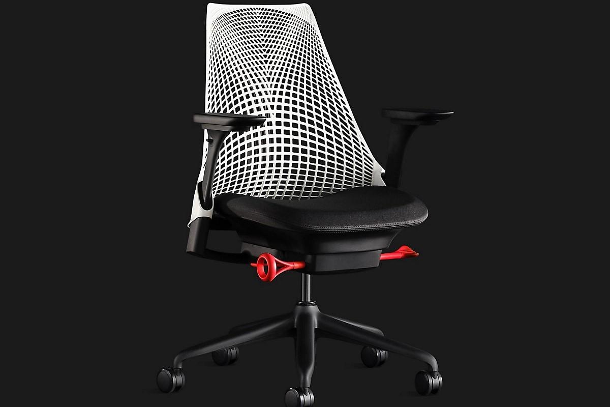 赫曼米勒Herman Miller发布Sayl Edition游戏椅旨在保持良好坐姿
