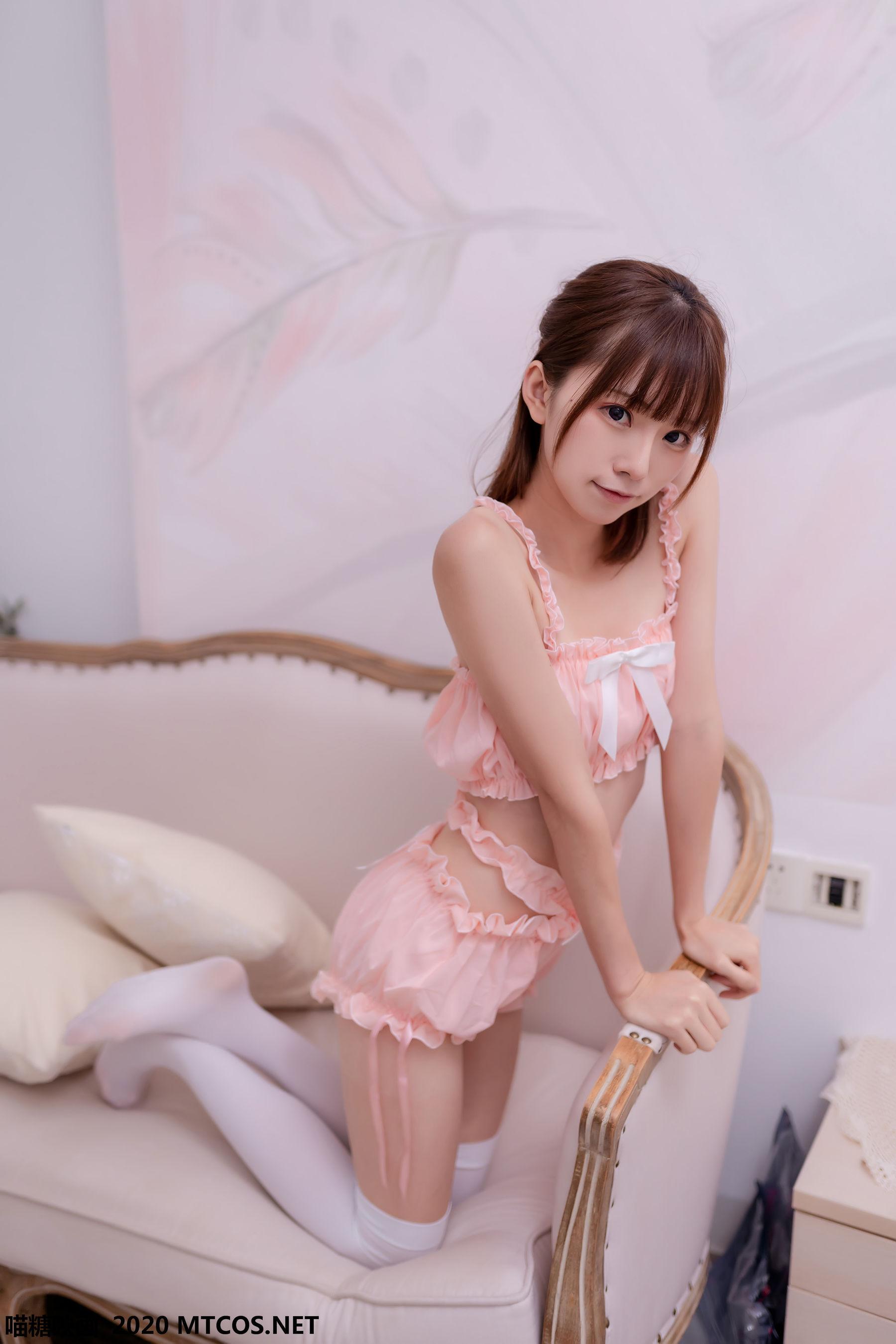 喵糖映画VOL.126,Kitaro_绮太郎甜蜜女友写真